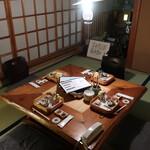 浅草一文 - 2Fの個室
