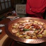 浅草一文 - 江戸ねぎま鍋