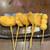 水炊き・焼き鳥 とりいちず酒場 - 串カツ 玉ねぎ79円×2、れんこん79円×2、アスパラ119円、うずら99円