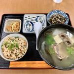 いちまん御膳 南の駅 食道 - 料理写真: