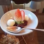 cafe ナナクリ - デザート