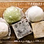 上道製菓 - 料理写真:本日の購入品