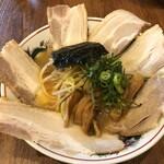 123352949 - 「チャーシュー麺」(850円税込)