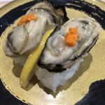 はま寿司 - 牡蠣❗️
