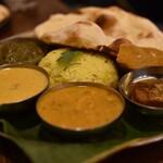 印度料理シタール - スペシャルターリー