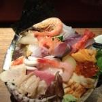 12336124 - 海鮮丼「うみ」