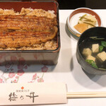関東風うなぎ 梅乃井 - 料理写真:
