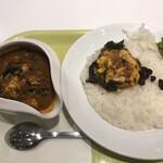 インド式カレー 夢民 - ポパイカレー6辛