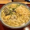 あやがわうどん - 料理写真:邑久牡蠣のかき玉うどん 並あつ