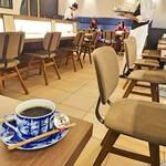 三本珈琲店 - ドリップコーヒー 440円