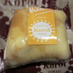 ラップドクレープ コロット - バナナ 160円