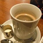 カフェ・アドレス - オーガニックブレンドコーヒー:500円