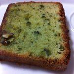 ローズベーカリー - ピスタチオのケーキ