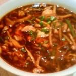 杏花楼 - 酸辣麺