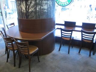 モリバ コーヒー 池袋二丁目店 - 店内