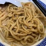 らーめん凌駕 - 極太麺