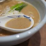 麺や高倉二条 - 魚介豚骨