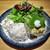 カフェフレディ - 豆腐ハンバーグおろしポン酢(スモール)