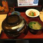 まつくぼ - 特製ソースカツ丼