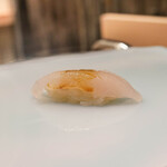 鮨 なんば - 北九州の白甘鯛(11日寝かせ