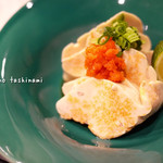 和の料理 ふじ - あん肝ポン酢