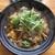ベジホリック - 週替わりランチ「たっぷり野菜と牛すじ煮込みフォー」(1200円)