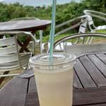 宮良農園 - 島バナナとパインのジュース