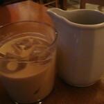 nil cafe - おいしいガムシロップ!