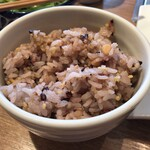 六本木焼肉 Kintan - 十六穀米