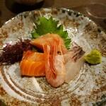 瀬音・湯音の宿 浮羽 - 料理写真:お刺身