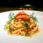 チッチャ - ☆北海道産 雲丹と魚介を濃縮したオイルソース 2980円