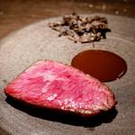 チッチャ - ☆徳島県産すだち牛イチボのロースト 4980円