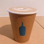 ブルーボトルコーヒー - カプチーノ500円