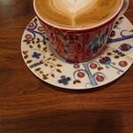 カプリ コーヒー ビーンズ - カフェラテ
