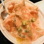 モンスターズテーブル - 明太エビマヨは是非食べてもらいたい♡
