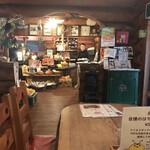 小さな森の喫茶店 レストラン ワイルドダック -