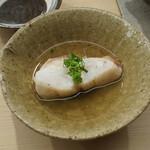日本橋蛎殻町 すぎた - めぬけの酒蒸し
