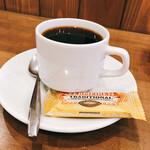 喫茶 まつば - ビターブレンド