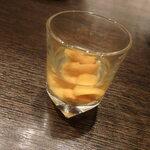 123407746 - ウニの乾杯ショットグラス!