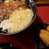 長崎きしめん 創新 - 料理写真:きしめん定食