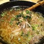 照 TERRA - 博多名物牛スジ麺