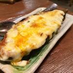 もつ焼き 稲垣 - 米ナスミートソースグラタン 400円