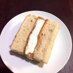 サンモリッツ名花堂 - 紅茶ケーキ