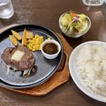 ブル - 料理写真:牛ヒレステーキ
