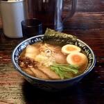 麺工房 隠國 - 隠国スペシャル醤油