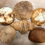 平林製パン - 料理写真:今回買ったパン