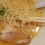 大澤麺工房 一葵 - らー麺こってり
