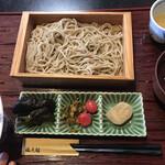 そば処 滝見館 - 料理写真:
