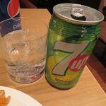 シェラトン都ホテル東京 - ドリンク写真:7UP