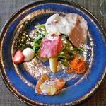 トラットリア スタジオーネ - 前菜